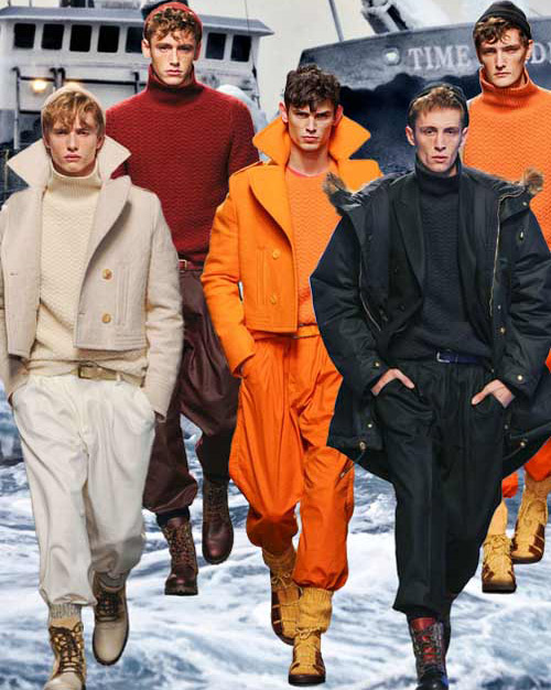 Men's fashion trend forecast: Fall-Winter 2014/2015 themes from TREND COUNCIL