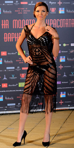 Bulgarian and world fashion during the Festival of FASHION and BEAUTY 2013