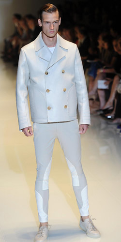 Gucci's collection for Spring/Summer 2014