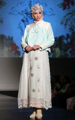 Indonesia Islamic Fashion
