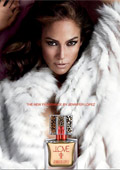 JLove - the 20th fragrance of Jennifer Lopez