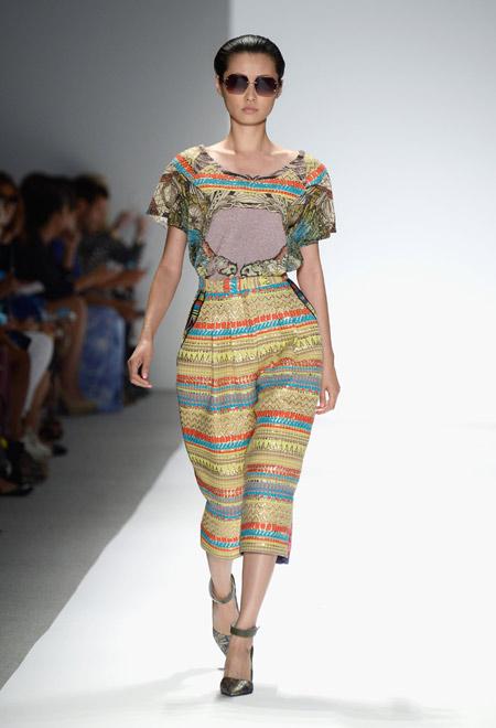 Mercedez-Benz Fashion Week presents Spring 2014