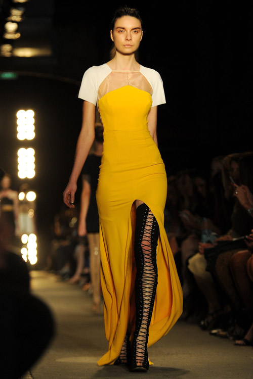 Mercedes-Benz Fashion Week Australia – Collection Spring-Summer 2013/2014 from Alex Perry