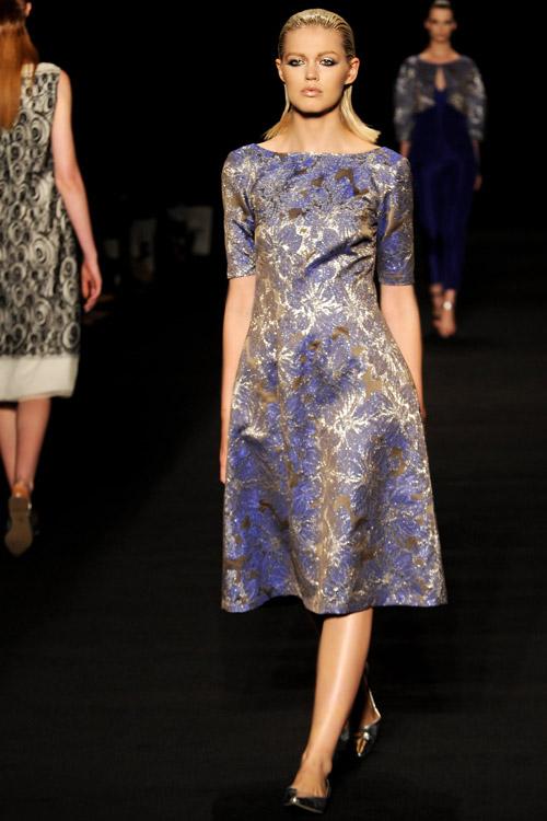 Mercedes-Benz Fashion Week Australia - Jayson Brunsdon's Spring-Summer 2013/2014 collection