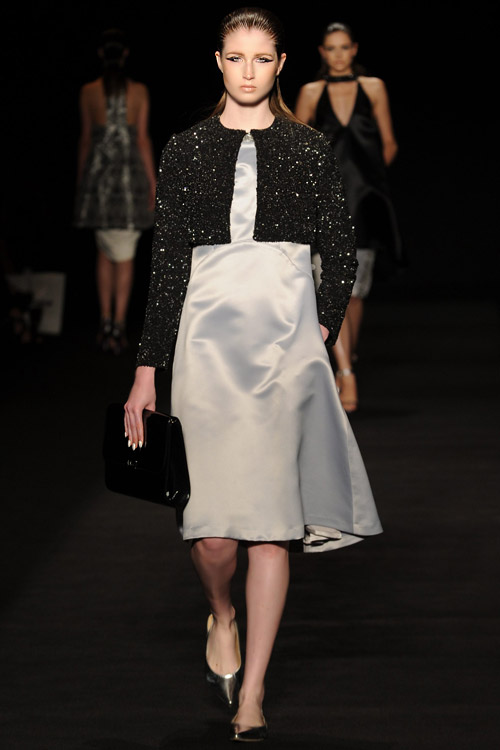 Mercedes-Benz Fashion Week Australia - Jayson Brunsdon's Spring-Summer 2013/2014 collection
