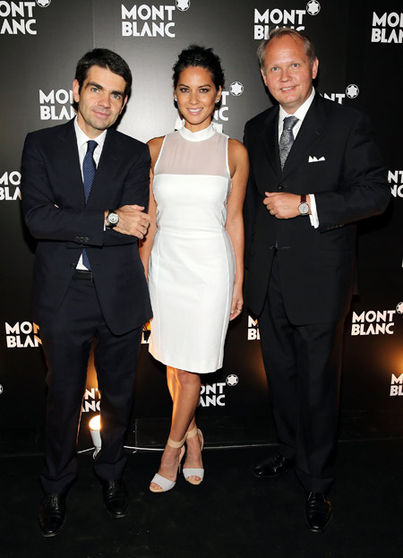 Montblanc Unveils New York Boutique on Madison Avenue