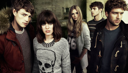 Pull&Bear for Fall/Winter 2013-2014