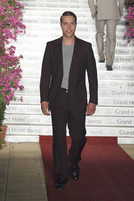 Style and Elegance in the Spring-Summer 2013 Menswear collection by Richmart