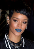 Rihanna presented her second collection for River Island