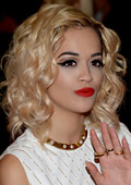 R&B singer Rita Ora is the new face of Madonna