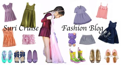 Suri Cruise and Harper Beckham are fashion icons