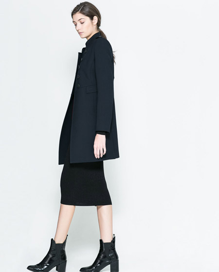 ZARA presented Autumn/Winter 2013