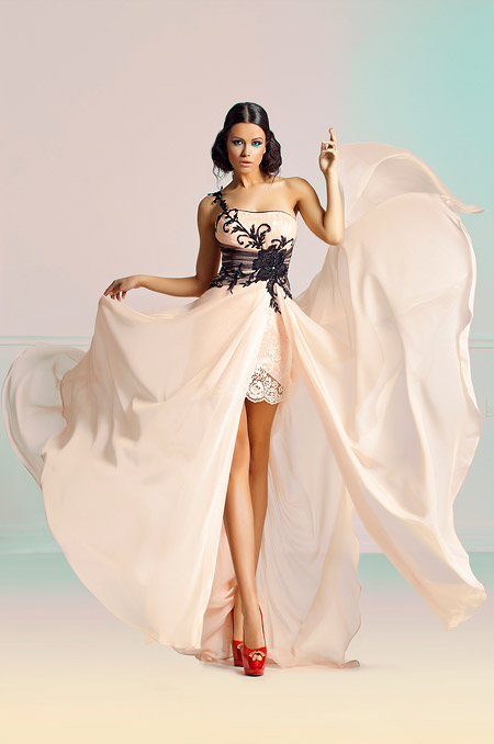 Romantic dresses for your prom