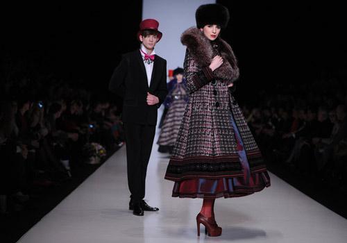British Designers At New York Fashion Week