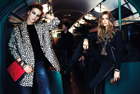 Stradivarius for Autumn/Winter 2013-2014