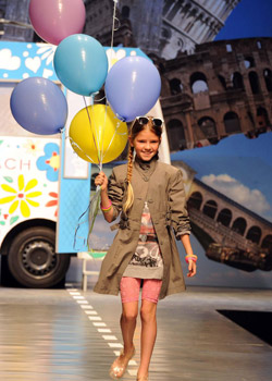 The 25th International Children Clothing and Accessories Fair