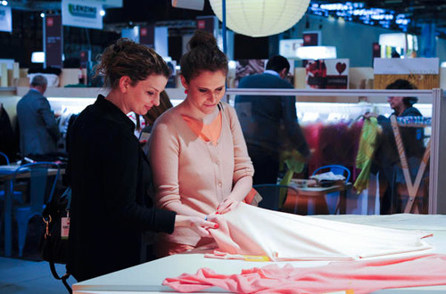 Première Vision presents a new space dedicated to knitwear experts