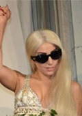 Lady Gaga dedicated a song to Donatella Versace