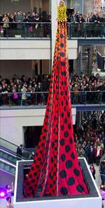 World's longest dress - splendor & glamour