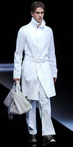 Men's fashion trends spring/summer 2013